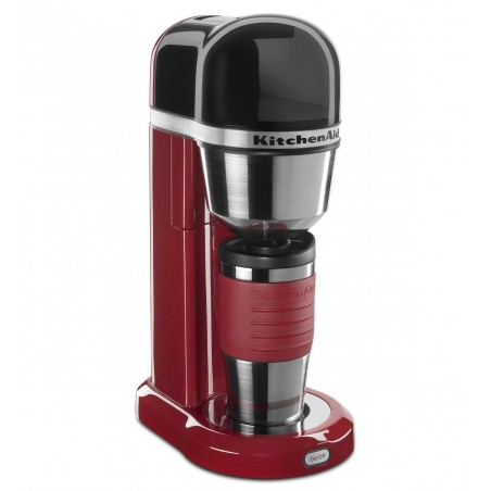 KITCHEN AID: CAFETERA ROJA