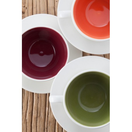 ALL SPICE: CUENCO MULTIUSOS BALON VERDE 18cl. Ref.SPCU18PD5