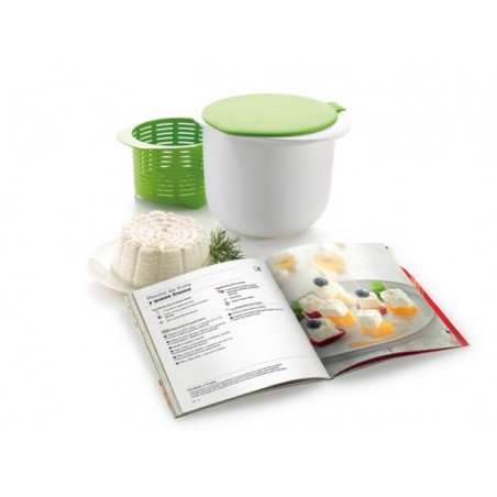 LEKUE: CHEESE MAKER + LIBRO...