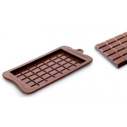MOLDE PARA TABLETA DE CHOCOLATE Ref.860500