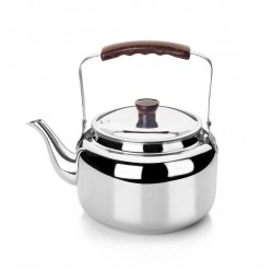 CAFETERA PAVA:  1,75Ltrs. INOX s/steel Ref.610201