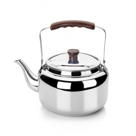 CAFETERA PAVA:  2,75Ltrs. INOX s/steel Ref.610202